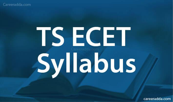 TS ECET Syllabus