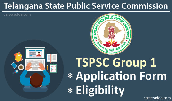 TSPSC Group 1 Application Form
