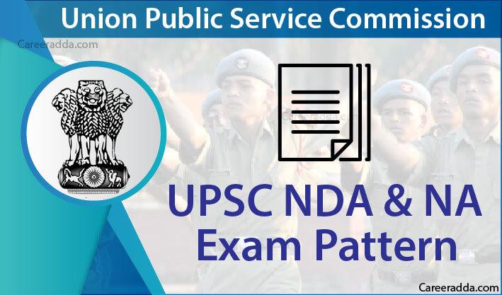 UPSC NDA Exam Pattern