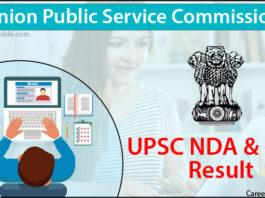 UPSC NDA Results