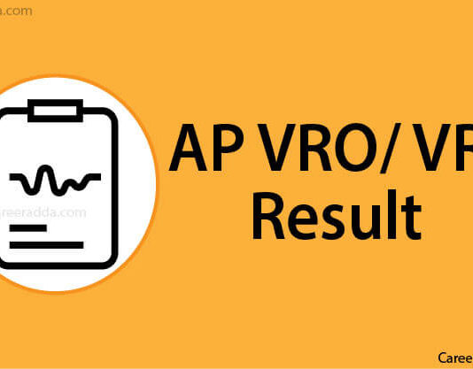 AP VRO VRA Results