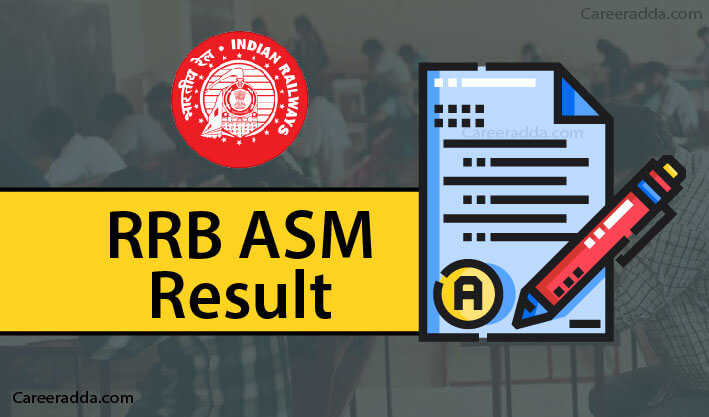 RRB ASM Results