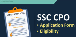 SSC CPO Apply Online