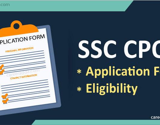 SSC CPO Apply Online