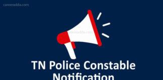 TN Police Constable