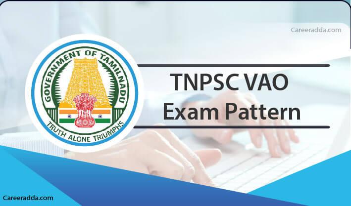 TNPSC VAO Exm Pattern