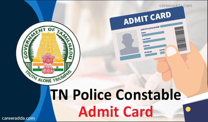TNUSRB Police Constable Hall Tickets