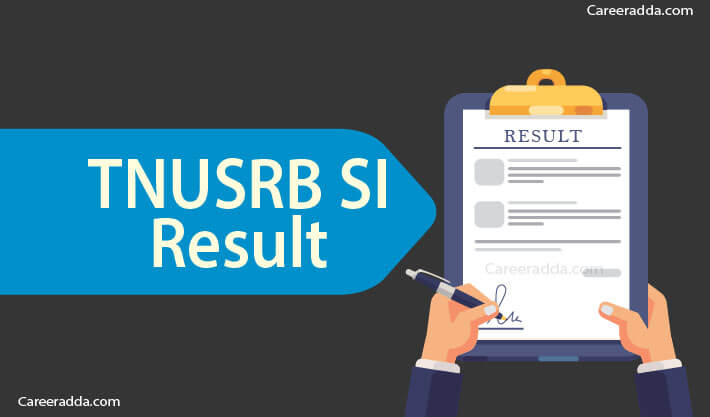 TNUSRB SI Result
