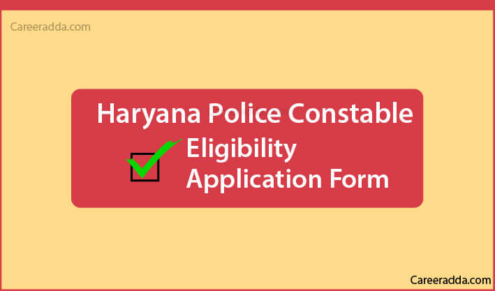 Haryana Police Constable Apply Online