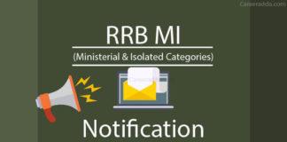 RRB MI Recruitment