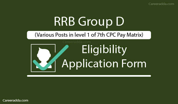Railway Group D Apply online
