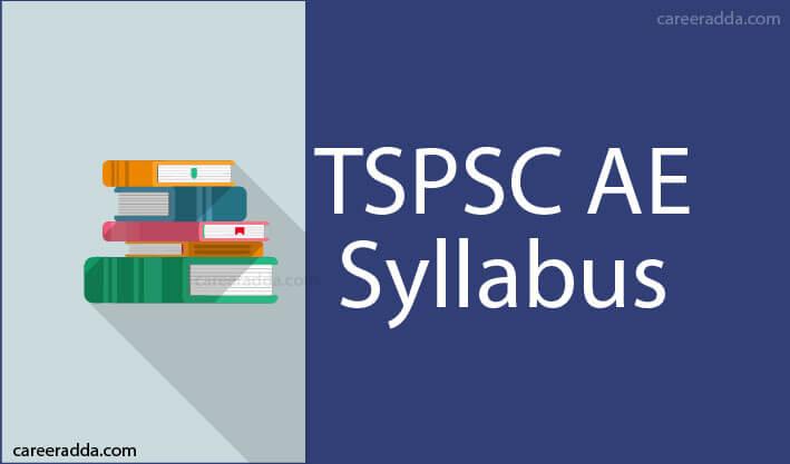 TSPSC AE Syllabus
