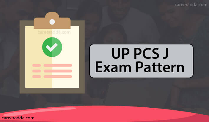 UP PCS J Exam Pattern