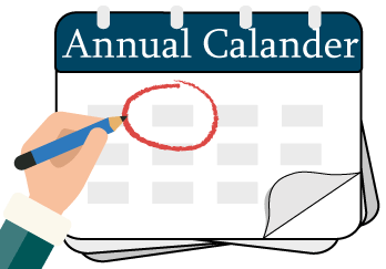 SBI Annual Calander