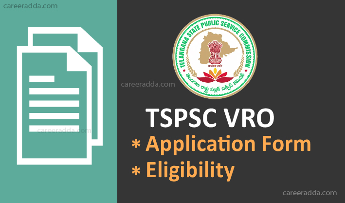 TSPSC VRO Apply Online