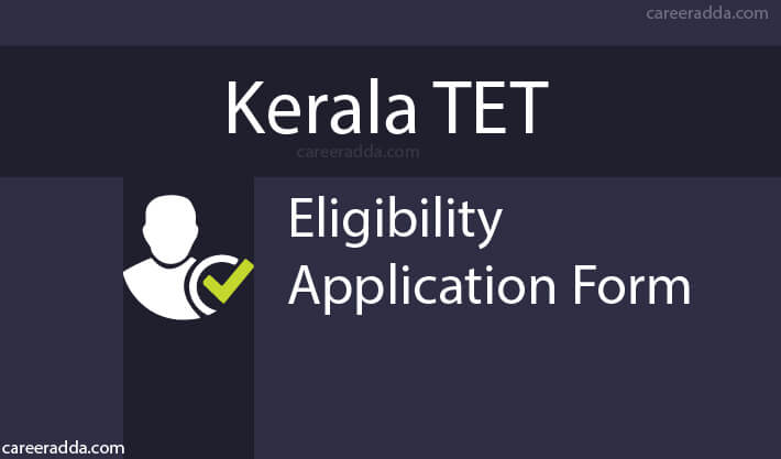 Kerala TET Apply Online