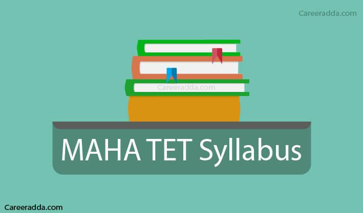 Maharashtra TET Syllabus