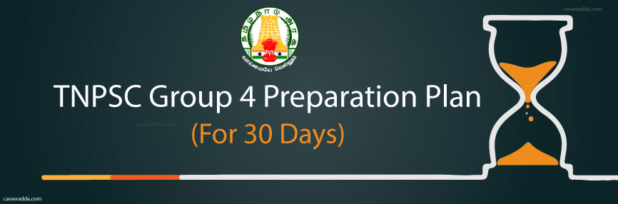 TNPSC Group 4 Preparation Plan