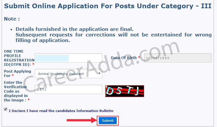 AP Grama Sachivalayam Apply Online
