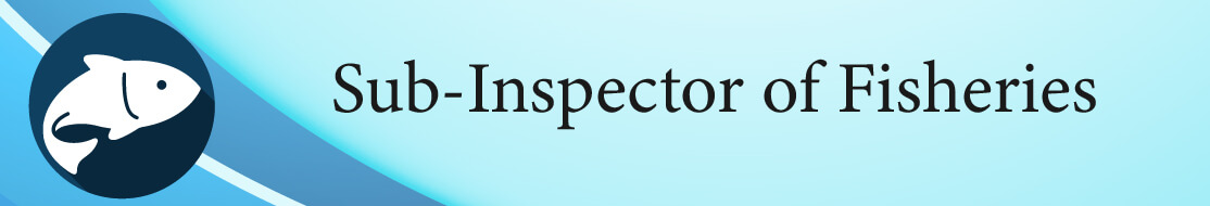 TNPSC Sub-Inspector of Fisheries
