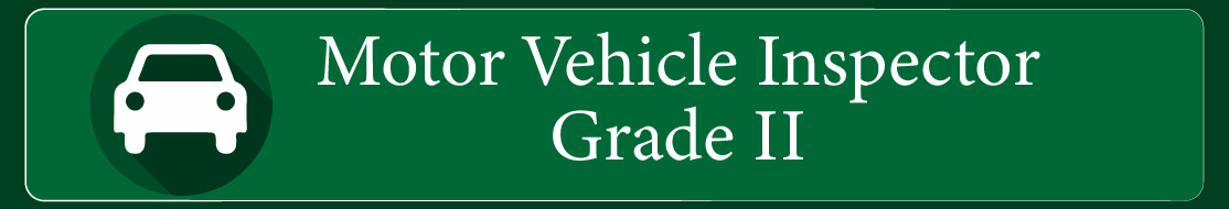 TNPSC Vehicle Inspector Grade II
