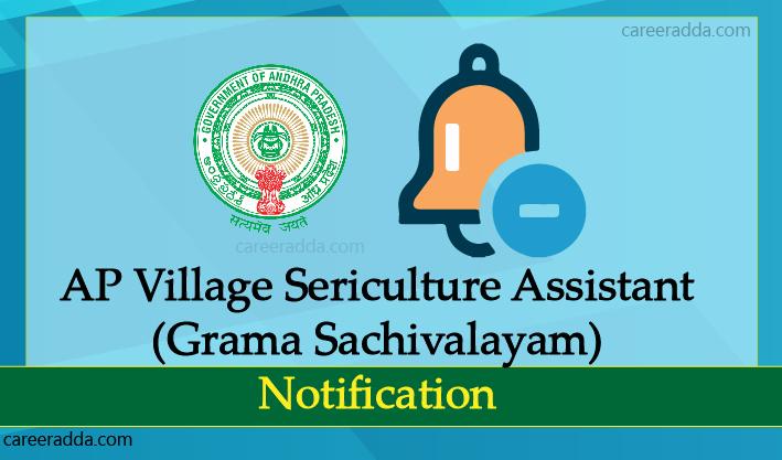 AP Village Sericulture Assistant