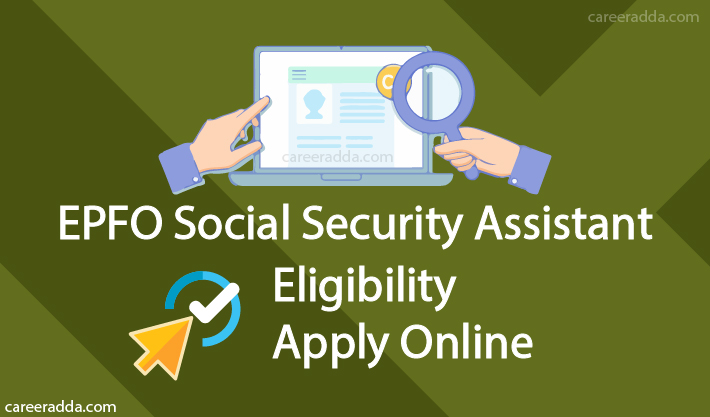 EPFO SSA Apply Online
