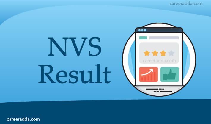 NVS Result