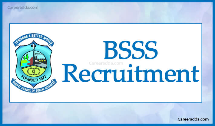 BSSS Recruitment