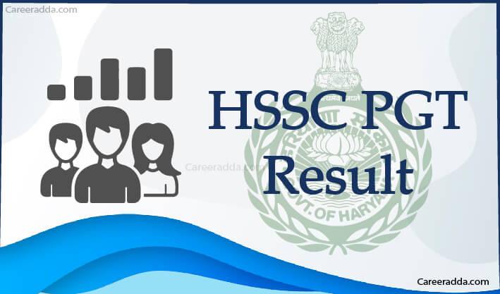 HSSC PGT Results
