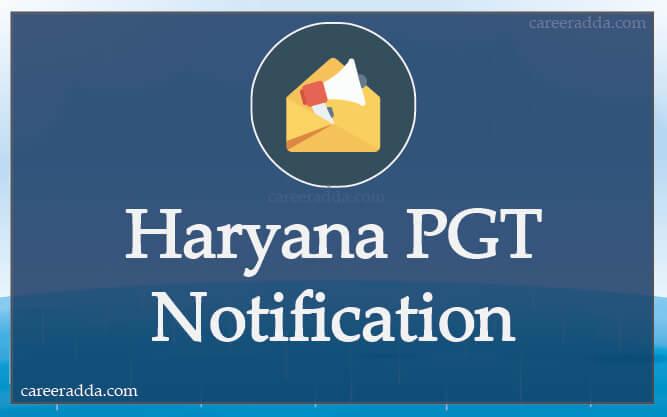 Haryana PGT