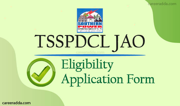 TSSPDCL JAO Apply Online