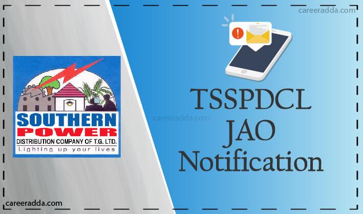 TSSPDCL JAO
