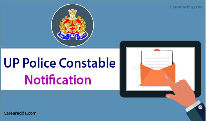 UP Police Constable Notification