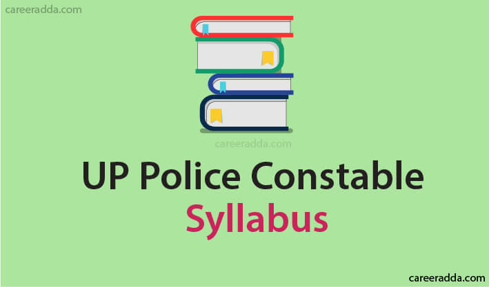 UP Police Constable Syllabus