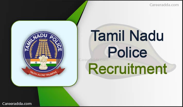 TN Police Recruitment