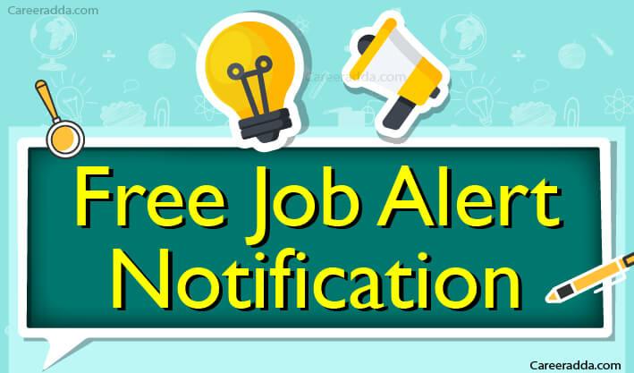 Free Job Alerts