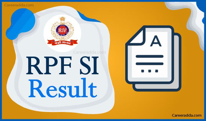 RPF SI Results