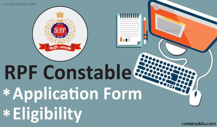 RPF Constable Apply Online