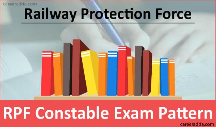 RPF Constable Exam Pattern