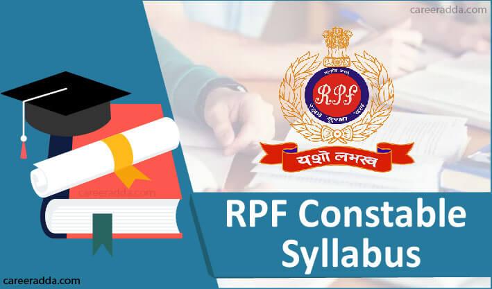 RPF Constable Syllabus